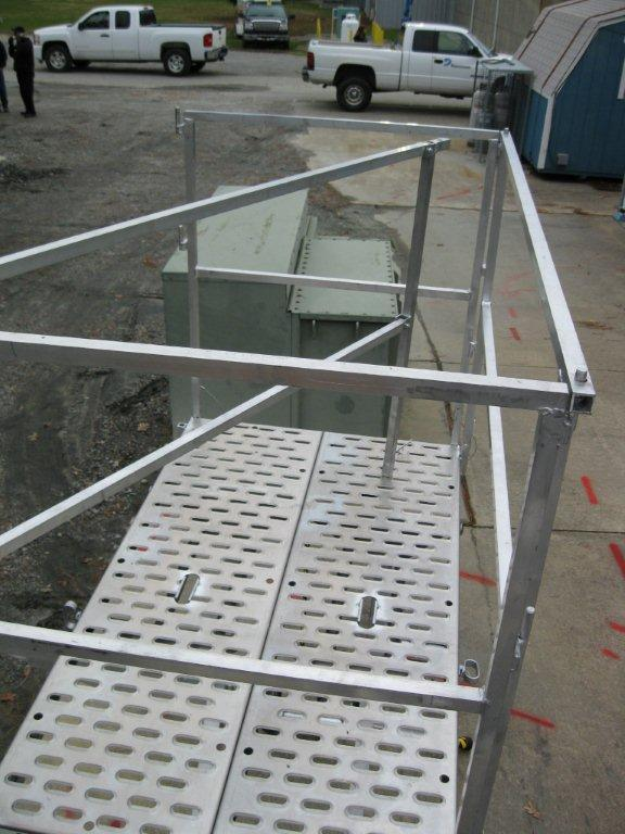 Mod Cage Handrail photo
